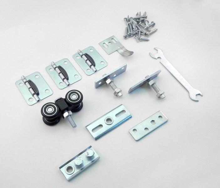 Механізм складних дверей DN80PL #1